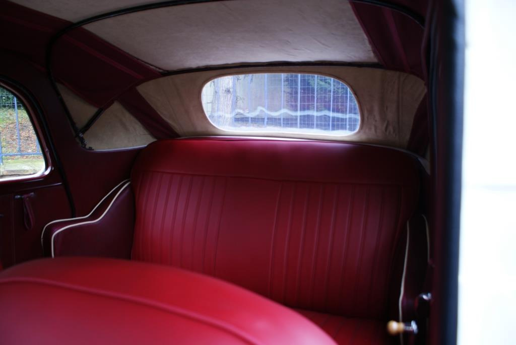 citro n 11 bl de 1953 traction avant. Black Bedroom Furniture Sets. Home Design Ideas